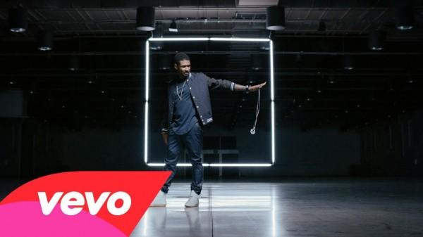 Usher annuncia il suo nuovo singolo!