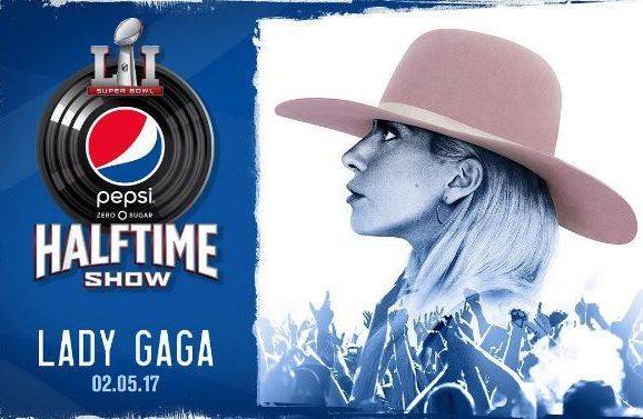 Lady Gaga @ Super Bowl 2017